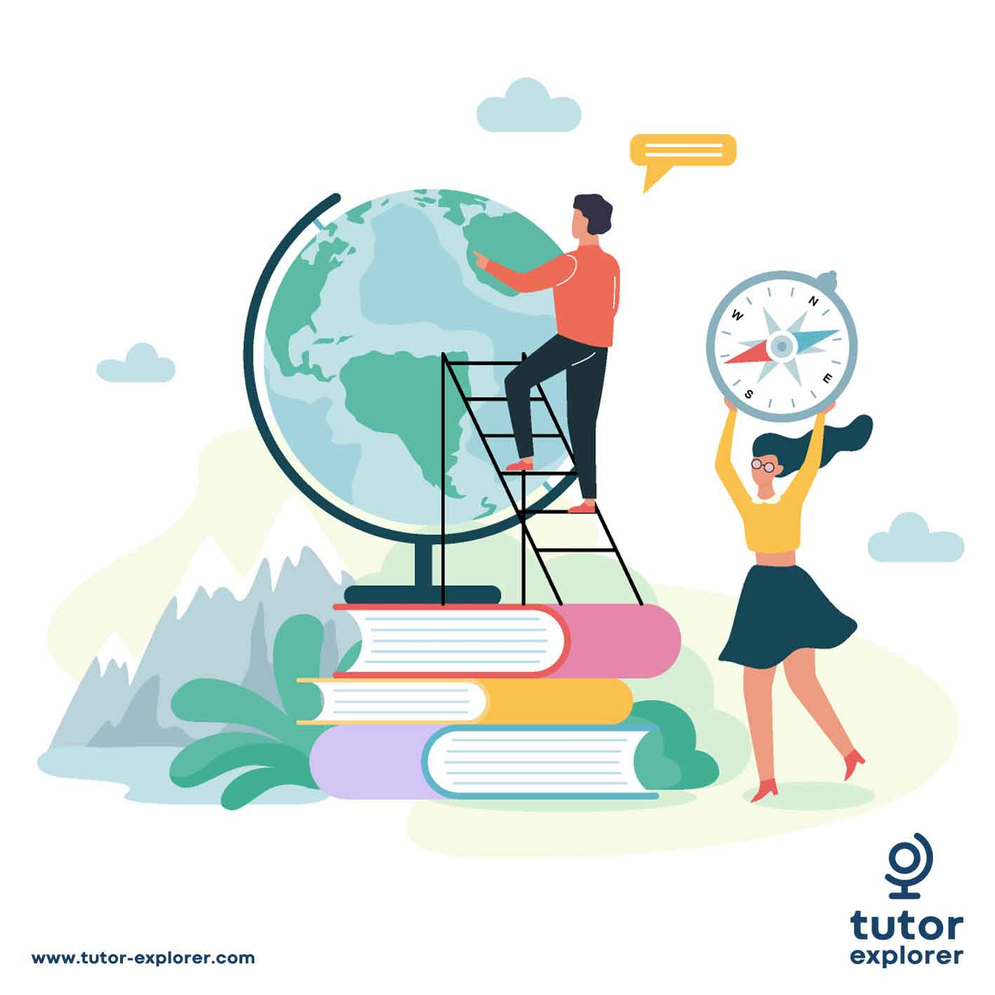 Tutor Explorer - www.tutor-explorer.com - Tutors For Ages, Levels and Subjects at Pre-School - Primary School - Secondary School - College - University - Adult Learning Levels